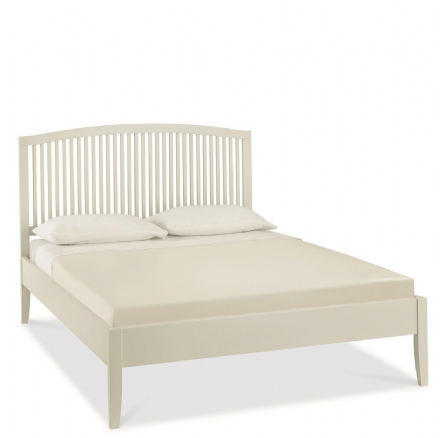 Ashby Cotton Painted Double Bedstead